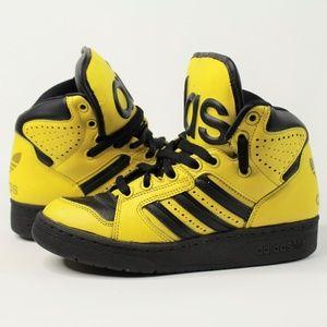 Adidas Originals Jeremy Scott JS Instinct Hi Yello